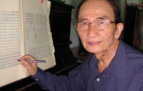 Nhạc sĩ Nguyễn Văn Nam qua đời