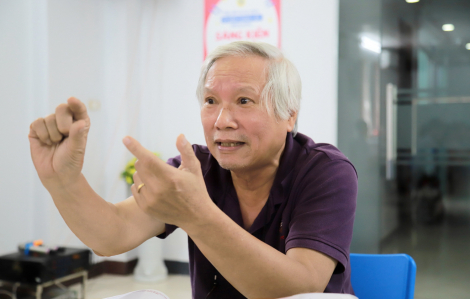 """Phó giáo sư - tiến sĩ Nguyễn Văn Huy: """"Nếu không thay đổi tư duy về làm bảo tàng thì đừng làm, phí tiền của dân"""""""