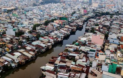 TPHCM đối mặt nguy cơ lũ lụt cực đoan vào năm 2050