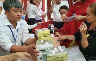 17 hộ dân nhận gần 70 tỷ tiền giải phóng mặt bằng dự án sân bay Long Thành