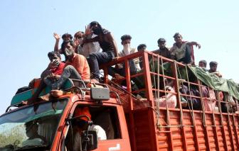 Thảm kịch lao động nhập cư đổ xô về nhà ở Ấn Độ
