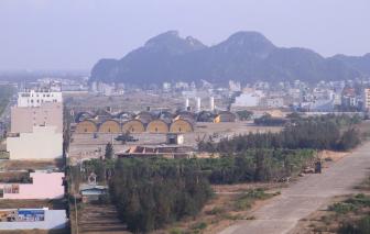 Cận cảnh vệt biệt thự dọc sân bay Nước Mặn có người Trung Quốc đứng tên