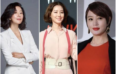 Bí quyết giữ gìn thanh xuân của 3 nữ minh tinh U60 hot nhất xứ Hàn