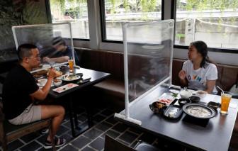 Những kiểu giãn cách ở nhà hàng sau khi lệnh phong toả được nới lỏng