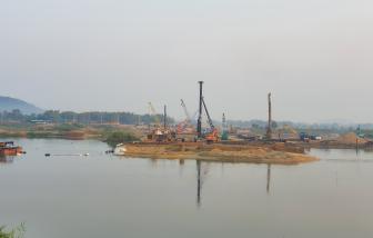 Quảng Ngãi: Đập dâng gần 1.500 tỷ đồng đã xây, tỉnh yêu cầu... đánh giá lại