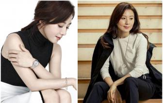 Diện áo thun đơn giản, trẻ trung và  quyến rũ như Kim Hee Ae