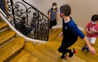 Một số trường học ở Pháp tiếp tục đóng cửa sau một tuần hoạt động trở lại