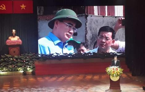 """Bí thư Nguyễn Thiện Nhân: """"Huyện Bình Chánh không thực sự muốn chấn chỉnh trật tự xây dựng"""""""