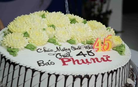 45 năm - Báo Phụ Nữ TPHCM bước tiếp con đường làm báo tử tế