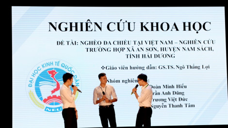 Đại học Việt Nam: Số bài báo ISI cao, số sáng chế thấp