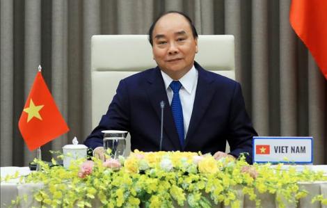 Thủ tướng Nguyễn Xuân Phúc phát biểu tại Khóa họp thứ 73 Đại hội đồng Tổ chức Y tế Thế giới