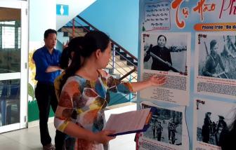 Triển lãm ảnh và những câu chuyện kể xúc động về Phụ nữ Việt Nam