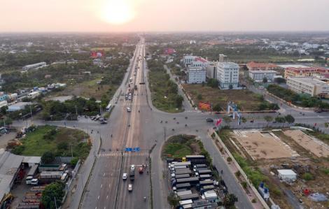 Bất động sản khu Tây Sài Gòn sẽ lên ngôi nhờ hạ tầng