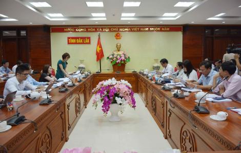 """""""Đắk Lắk cần đẩy nhanh tiến độ thực hiện chi trả gói hỗ trợ 62.000 tỷ đồng"""""""