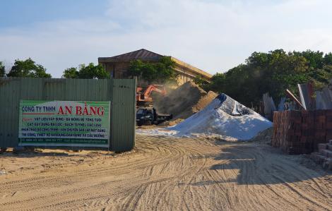 """Đà Nẵng xử lý các bãi cát """"bầy hầy"""" trên tuyến đường du lịch"""