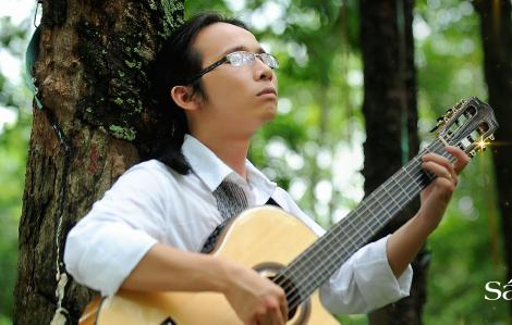 Sáng tác của nhạc sĩ khiếm thị Hà Chương được chọn để lan tỏa văn hóa đọc