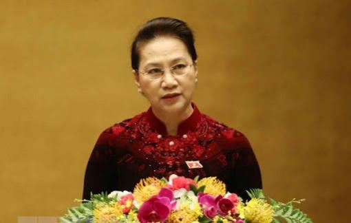 Chủ tịch Quốc hội Nguyễn Thị Kim Ngân: Kỳ họp ghi dấu của sự đổi mới, tạo động lực để đất nước vượt qua khó khăn