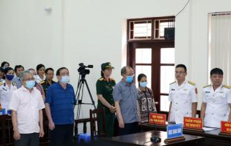 Cựu Thứ trưởng Bộ Quốc phòng Nguyễn Văn Hiến lãnh 4 năm tù, Đinh Ngọc Hệ 20 năm tù