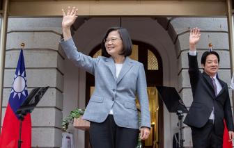 """Lãnh đạo Đài Loan tuyên bố không chấp nhận """"một quốc gia, hai chế độ"""""""