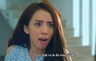 """Thu Trang bị bạn thân """"hành"""""""