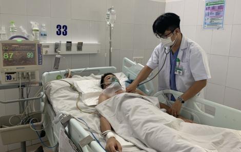 Bệnh nhân ở Đà Nẵng đuối nước, ngưng tuần hoàn hơn 20 phút được cứu sống như thế nào?