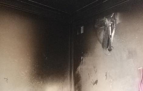 Phòng ngủ bốc cháy lúc rạng sáng khiến 4 người trong một gia đình bị bỏng nặng
