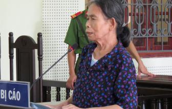 Bà nội đẩy cháu 11 tuổi xuống nước tử vong lãnh 12 năm tù