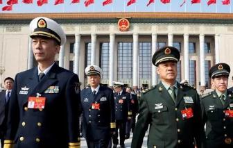 Trung Quốc tăng chi tiêu quốc phòng, Hồng Kông dậy sóng trước tin về luật an ninh quốc gia mới