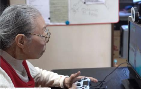 Cụ bà 90 tuổi người Nhật là nữ game thủ cao niên nhất thế giới!