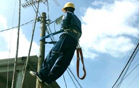 Ngành điện sẵn sàng ứng phó trước mùa mưa giông