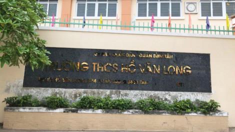 Trường THCS Hồ Văn Long (Q.Bình Tân): Không dạy vẫn thu đủ học phí