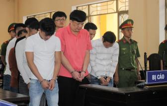 Hơn 100 năm tù cho nhóm lừa đảo xuyên quốc gia
