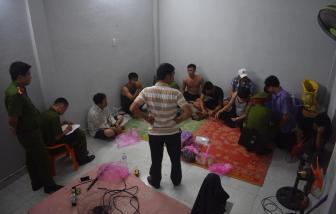 Quảng Ngãi: Bắt 4 cán bộ, đảng viên, giáo viên tham gia đánh bạc thâu đêm