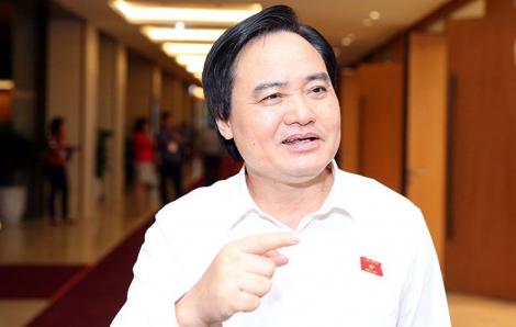 """Bộ trưởng Phùng Xuân Nhạ: """"Chủ tịch tỉnh kiêm Hiệu trưởng chỉ nên là giải pháp tình thế"""""""
