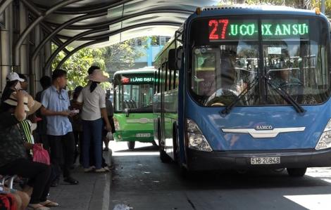 TPHCM dự kiến mở thêm 20 tuyến xe buýt nội tỉnh