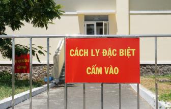 Ca thứ 370 mắc COVID-19 tại Việt Nam là từ nước ngoài về