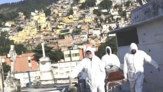 COVID-19 ngày 24/5: Brazil đối mặt nguy cơ sụp đổ hệ thống chăm sóc sức khỏe