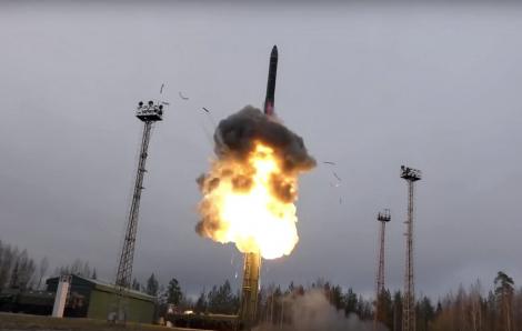 Thế giới đứng trước nguy cơ mất kiểm soát vũ khí hạt nhân