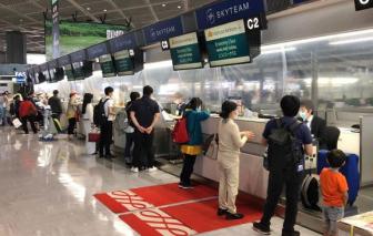Việt Nam đón 340 công dân kết hợp tặng khẩu trang y tế cho Nhật Bản