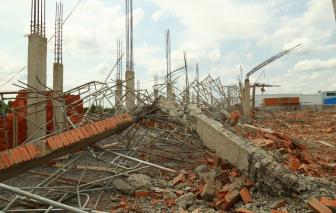 Vụ sập tường khiến 10 người chết: Bắt tạm giam Giám đốc Công ty TNHH Hà Hải Nga