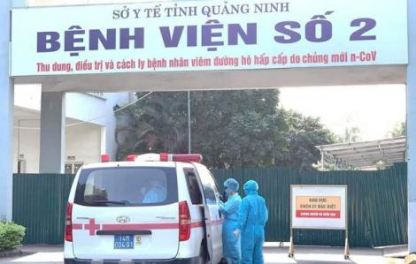 5 nữ bệnh nhân ở Bạc Liêu và Quảng Ninh đã khỏi bệnh COVID-19