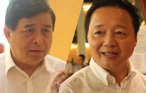 """Hai Bộ trưởng nói gì về việc người Trung Quốc """"núp bóng"""" mua đất đắc địa tại Đà Nẵng?"""