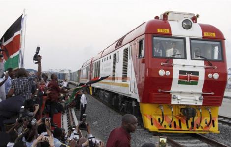 Kenya khuyến nghị công ty Trung Quốc dừng chạy tàu vì lỗ