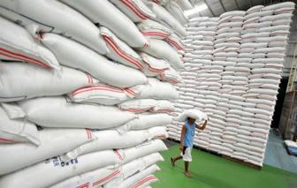 Giá gạo xuất khẩu Việt Nam thu hẹp khoảng cách gạo Thái Lan