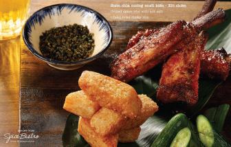 Thưởng thức ẩm thực Việt Nam thuần túy với Spice Bistro giao đến tận nhà