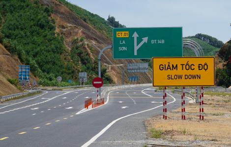 Cao tốc 11 ngàn tỷ đồng gặp khó ở Đà Nẵng, nguy cơ khó về đích đúng hạn
