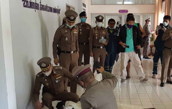 Xả súng tại đài phát thanh Thái Lan, 3 người thiệt mạng