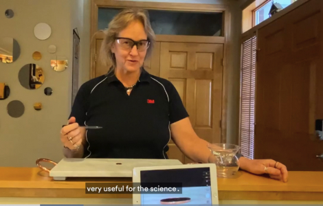 Khám phá khoa học thông qua chuỗi video thí nghiệm từ 3M