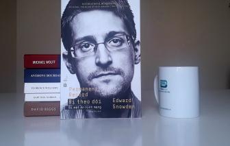 Permanent Record – cuốn sách gây chấn động của Edward Snowden vừa được phát hành tại Việt Nam