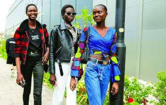 Giãn cách xã hội định vị lại phong cách thời trang